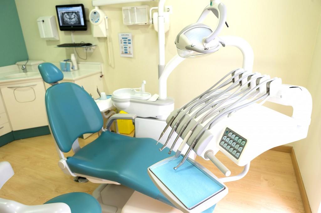 Alser Dental - Sala azul