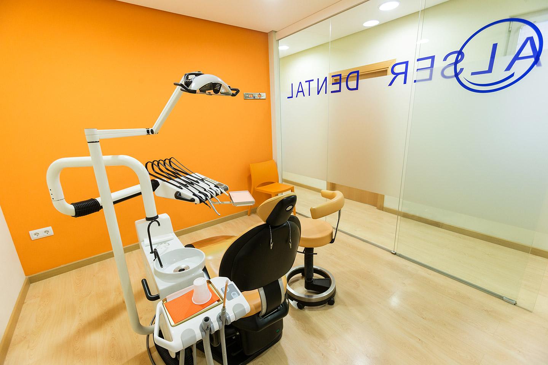 Sala Naranja - Alser Dental
