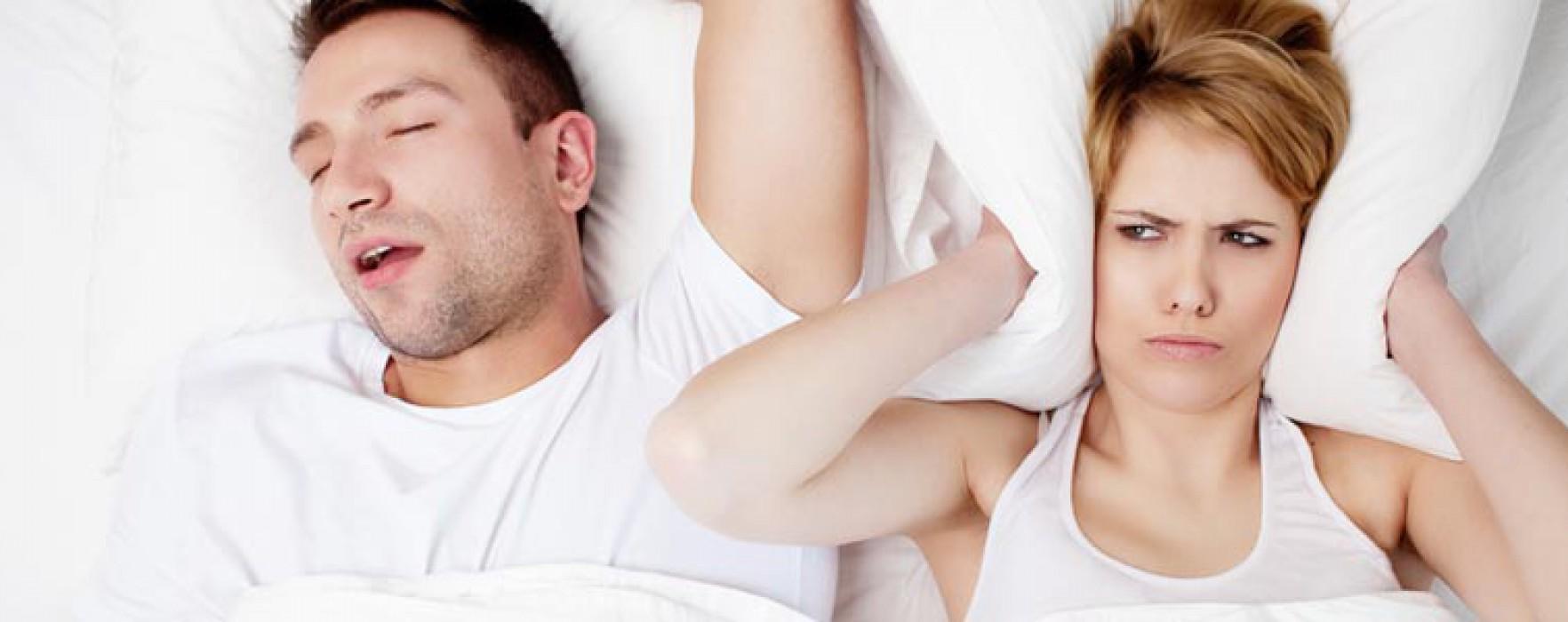 Ronquido y apnea del sueño