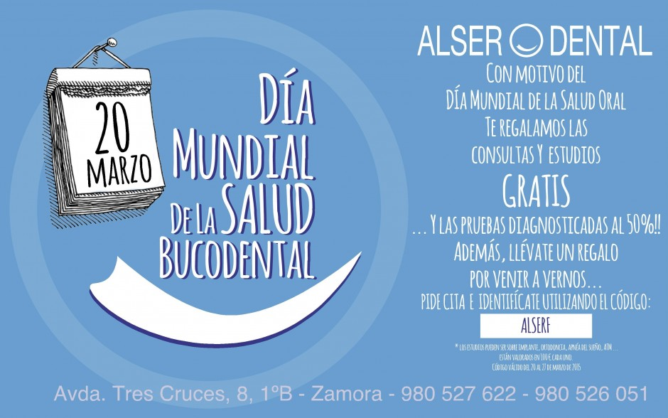 Semana de la salud Bocudental en Alser Dental