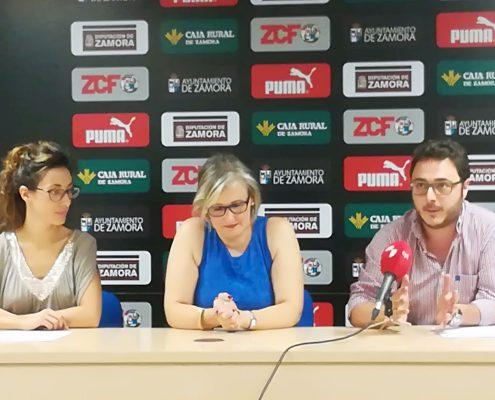 Convenio con el Zamora CF